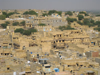 Jaisalmer Old City, Jaisalmer, Rajasthan