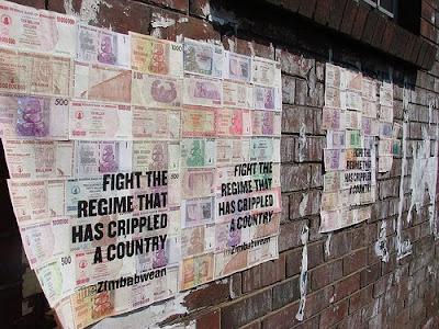 'The Zimbabwean' y la fuerza de la publicidad