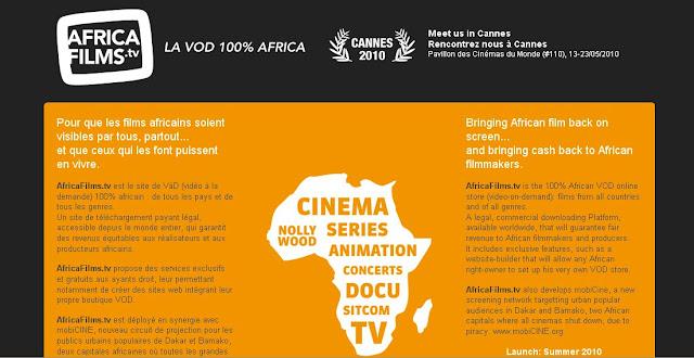 Cine africano sin salir de casa