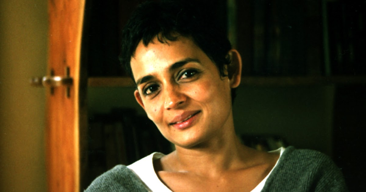 arundhati roy essays 2011 Occasional paper 24 arundhati roy: environment and literary activism debarati bandyopadhyay april 2011 institute of devel opment studies kolk ata dd-27/d salt lake.