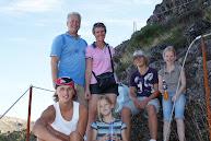 Toine, Mira, Giel, Eline, Koen en Marinthe