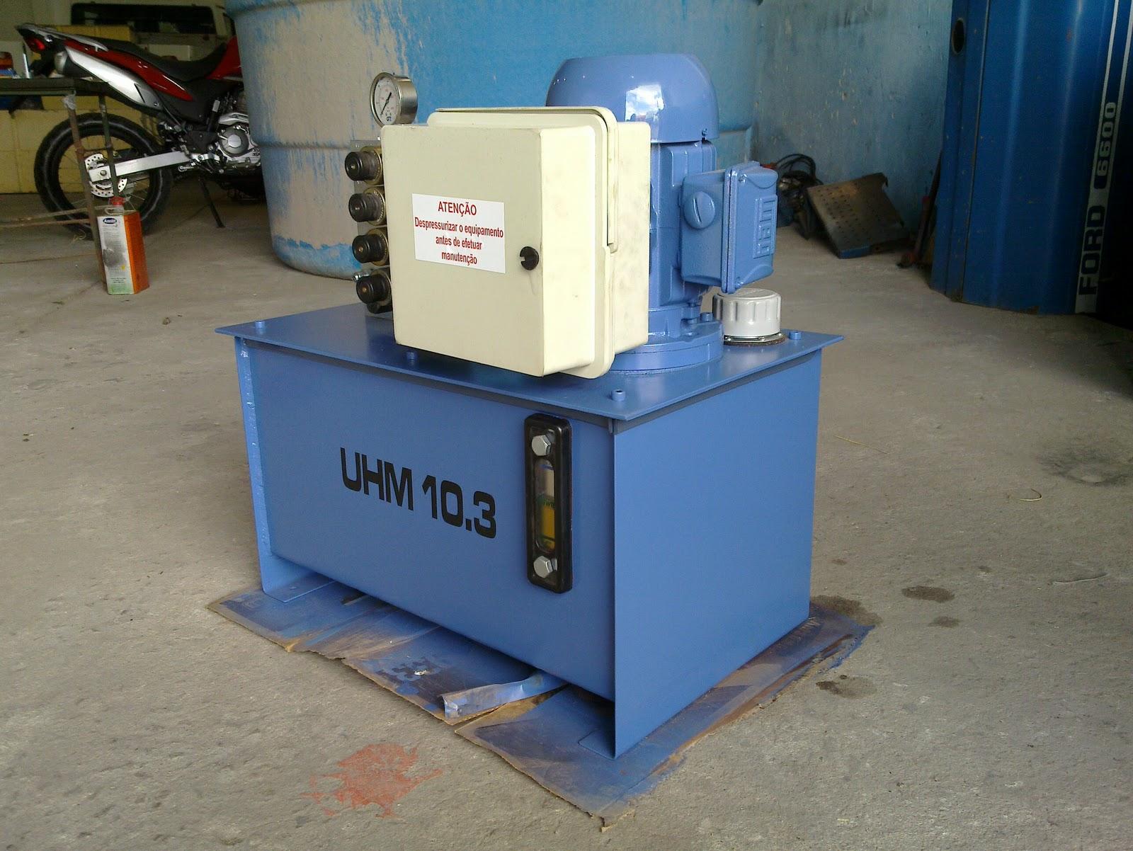 unidade hidraulica uhm 10 3