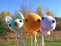 Free Amigurumi Patterns: April 2009