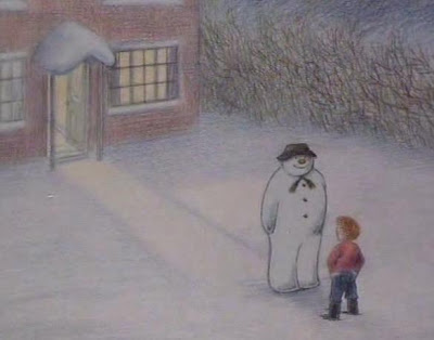 The Snowman is a children's book by English author Raymond Briggs,