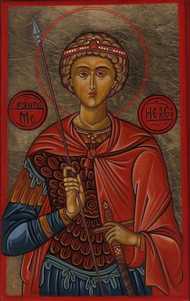 Sf.Gheorghe (lemn)