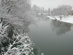 malul Crişului repede din Oradea, locul în care teodor dume şi-a petrecut adolescenţa