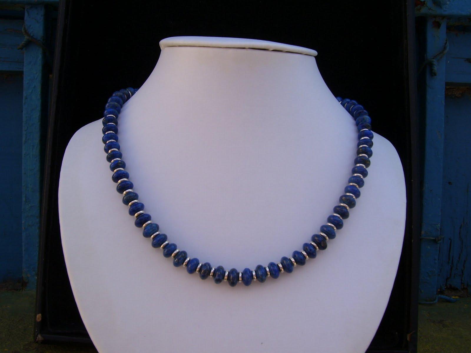 Collar de Lapislazuli