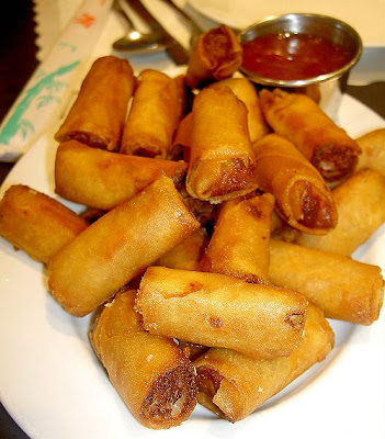 Pinoy Lumpia shanghai recipe