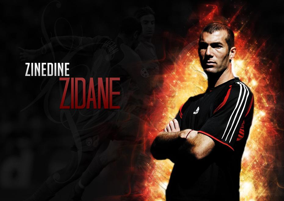 Zinedine Zidane Best Free Kick Takers in Football (Soccer