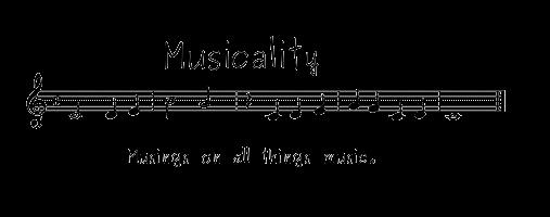 Musicallity