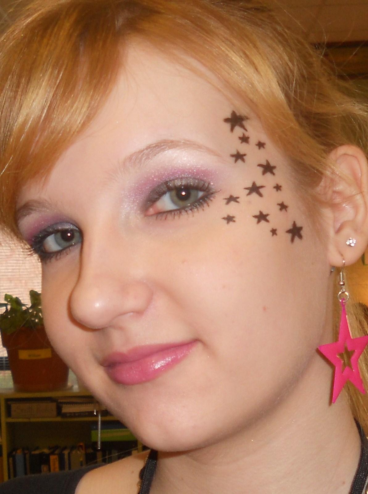 Rockstar Day Makeup