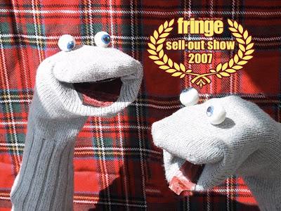 The Scottish Falsetto Sock Puppet Theatre