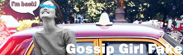 Gossip Girl Fake! ( Portal da fofoca )