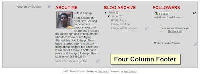 NewoosFormat   Blogger Template