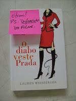 Livro O Diabo Veste Prada, mesmo estilo de Poder S/A, de Beto Ribeiro.