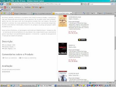 Poder S.A. é o Top 4 da Fnac. Entre Ficção e Não Ficção!