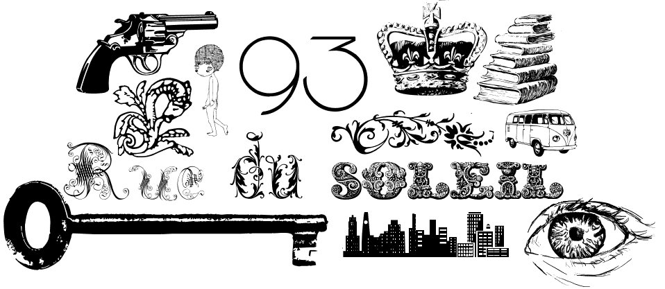 93 RUE DU SOLEIL
