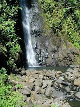 Une des trois cascades