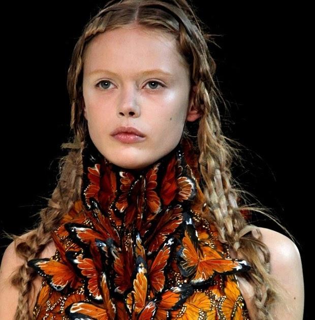 Fashion Styling By Karen Drummond: Fashion Styling By Karen Drummond: Sarah Burton S/S 11