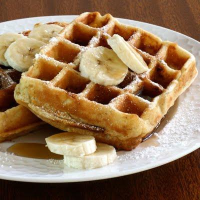İngilizce Waffle Tarifi - Waffle Recipe