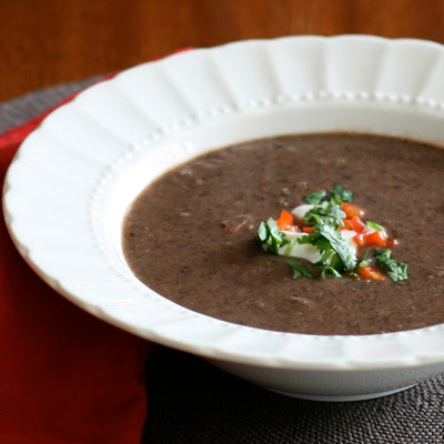 Chipotle Bean Soup With Bacon Recipes — Dishmaps