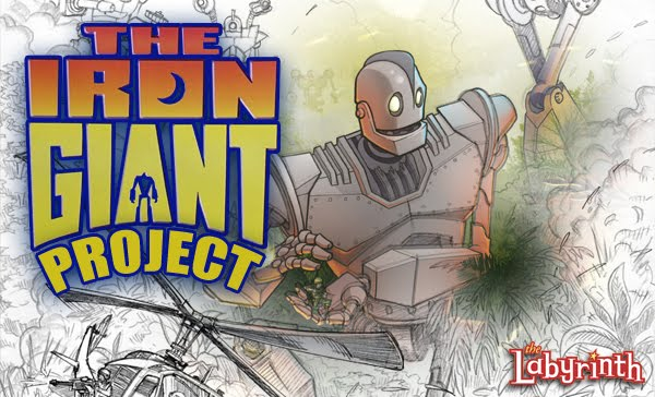 IRON GIANT PROJECT