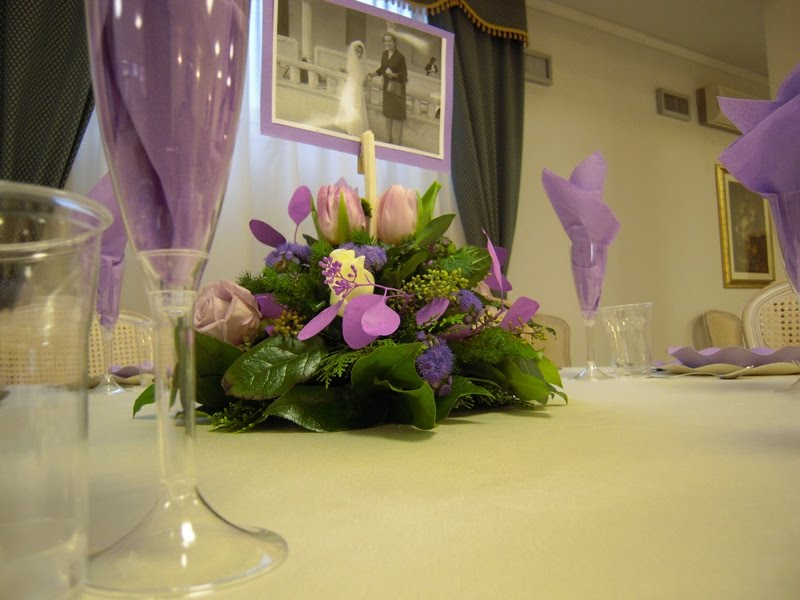 Debraflower a florists life 90th birthday celebration for 90th birthday decoration ideas