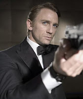 Daniel Craig is James Bond.