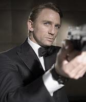 Daniel Craig is James Bond.