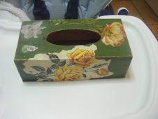 mi cajita de tissues