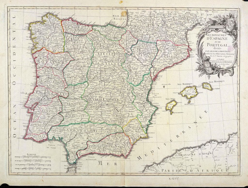 TRADICIONALISMO Zamora Mapas HistoricosLos Reinos de Espaa o