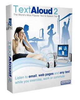 Download Text Aloud 2.2 Português BR nova versão
