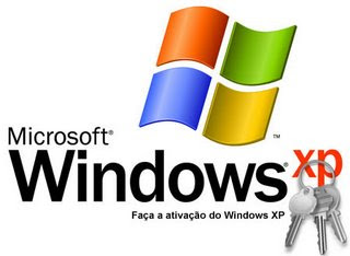 Ativação do Windows XP