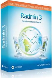 Radmin Controle Remoto 3.4
