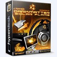 HyperDesk DarkMatter Solar Flare