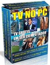 TV de Graça Pelo WMP + de 400 canais