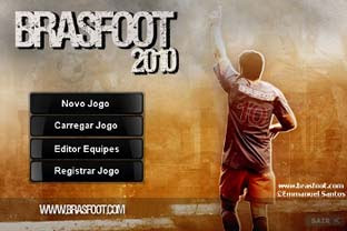 Brasfoot 2010 + Registro
