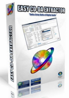 Easy CD-DA Extractor 2010 Ultimate