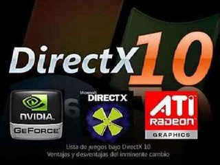 Direct X 10 RC2 Fix 1 para Windows XP