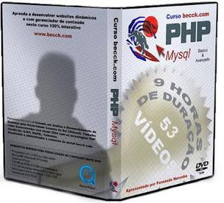 Curso PHP MySQL Básico e Avançado - Video Aulas