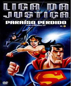 Download   Liga da Justiça e o Paraiso   Dublado Download Gratis