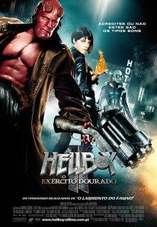 Hellboy II: O Exército Dourado   Dublado Download