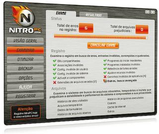 Nitro PC 2008 Portable
