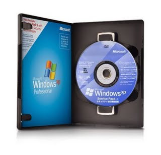 Windows XP James Boot - PT-BR 32 bits