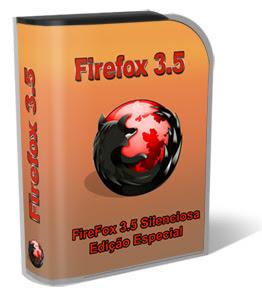 FireFox 3.5 Silenciosa – Edição Especial