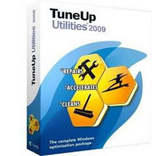 Tuneup Utilities 2009 - v8.0.3300.1