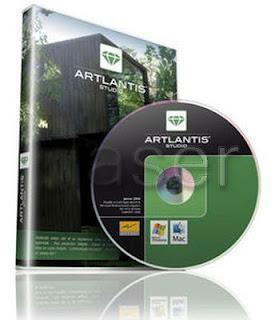Artlantis Studio v3.0.0.15
