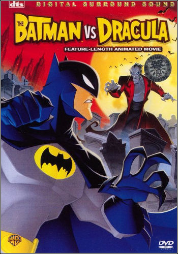 Filme Batman Vs. Dracula   Dual Áudio