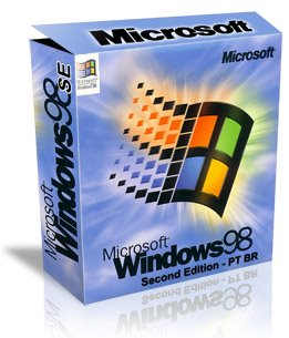 Download Windows 98 Segunda Edição - SE