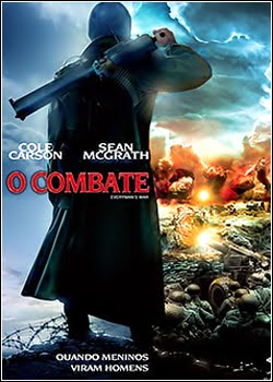 Download O Combate - DVDRip RMVB - Dublado